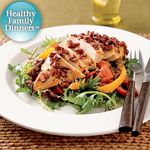 We frequently use chicken thighs in slow cooker recipes calling for boneless chicken breasts, or a combination of chicken breasts and thighs. Here are some of the most popular boneless chicken breast recipes, including casserole recipes using chicken breasts, baked chicken breasts, skillet recipes.